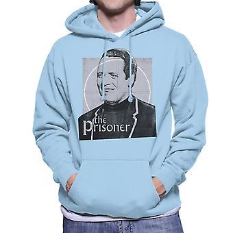 The Prisoner Number 6 Men's Hooded Sweatshirt