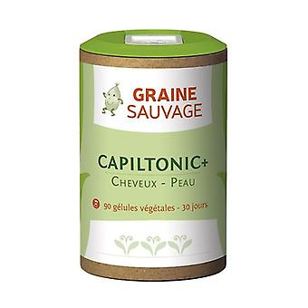 Capiltonic + 90 vegetable capsules of 563mg