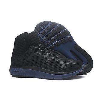 Chaussures de basket-ball hommes High Ua Project Rock Delta Generation Chaussures d'entraînement