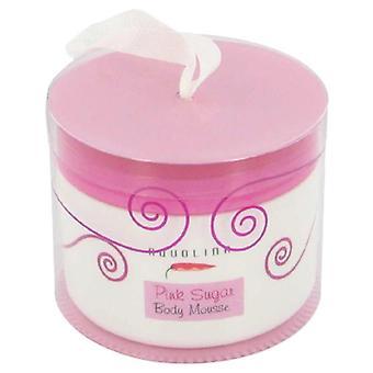 Rosa Zucker Körpermousse von aquolina 425377 251 ml