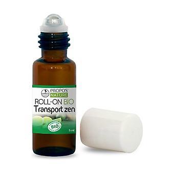 Roll-On Transport Zen 5 ml of essential oil