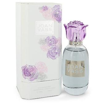 L'eau De Amethyste Eau De Parfum Spray By Joan Vass 3.4 oz Eau De Parfum Spray