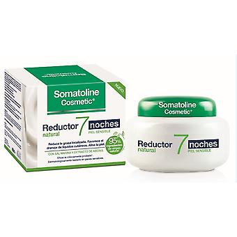 Somatoline Cosmetic Reducer 7 Nights Intensive Natural 400 ml