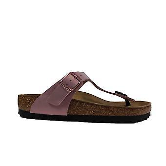 Birkenstock Gizeh Lavender Womens Slip On Toe Post Sandals