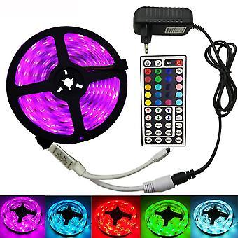 Tira de luz led, no impermeable, cinta Rgb, cinta de neón diodo, luz flexible