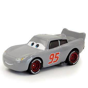 Cars 95 Dinosaur Gray Mcqueen Racing Alloy Children's Toy Car Model