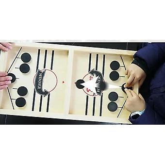 Interactive Sling Puck Table Game