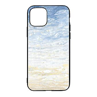 Marmeren Graffiti High Impact Case voor Iphone-serie