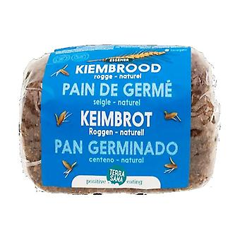 Natural Rye Sprouted Bread 400 g