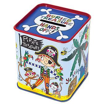 Rachel Ellen Boys Pirate Money Box