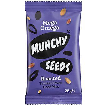 Munchy Seeds Mega Omega Snack Packs