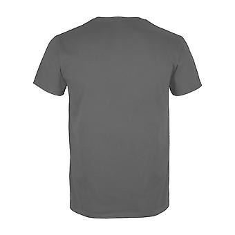 Jurassic World Mens Distressed Logo T-Shirt