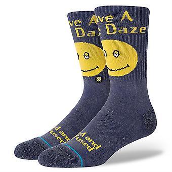Stance Herren Socken - Haben Sie eine schöne Daze blau