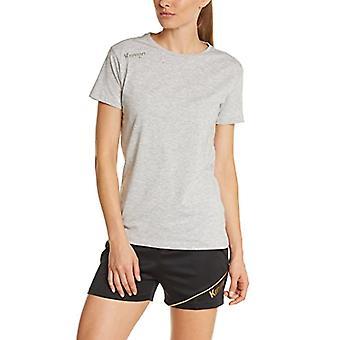 Kempa - Women's T-shirt Core, Grey (Melange Grey), XS