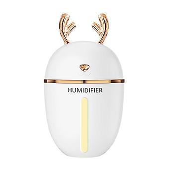 450ML Air Humidifier USB Aroma Essential Oil Diffuser Aromatherapy Humidificador Difusor Humidifiers