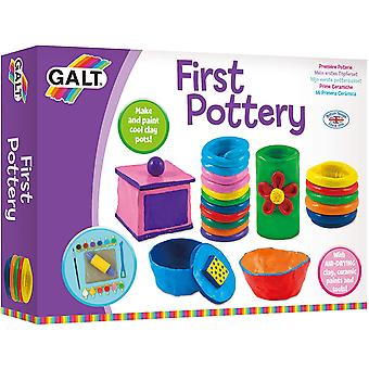 First Pottery Activity Set