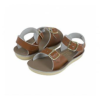 SUN-SAN / SALTVAND Surfere Espresso Sandal