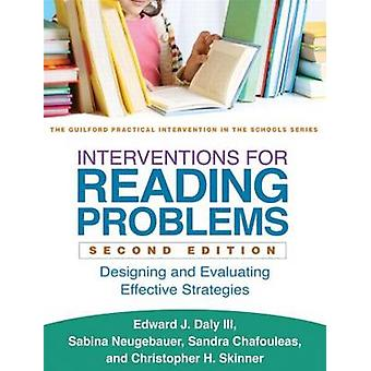 Interventions for Reading Problems by Edward DalySabina Neugebauer