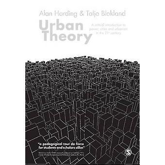 Urban Theory by Harding & Alan