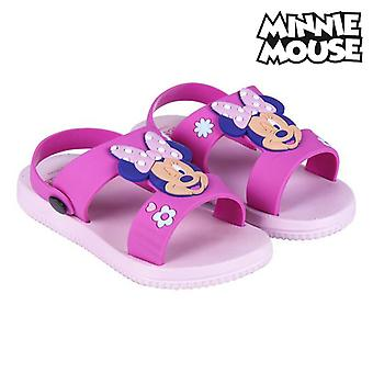 Kindersandalen Minnie Mouse Pink