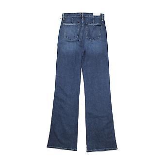 Joe's Jeans Die Molly Longhorn High-Rise Flare Leg Jeans in Longhorn 28