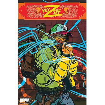 Avain Z:sta kirjoittanut Claudio Sanchez & Chondra Echert