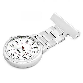 Nurses Fob Watch (Wit)