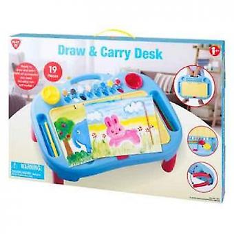 Draw & Carry Schreibtisch (19 Stück)