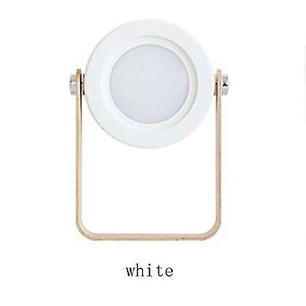 Multifunction foldable led night light usb rechargeable table lamp portable dimmable light for indoor lighting outdoor camping