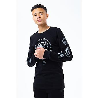 Hype Childrens/Kids Nerf Reflective T-Shirt