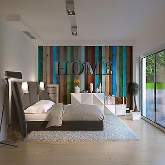 Behang - Huis met ziel