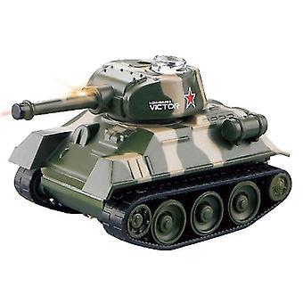 Super Mini Rc Tank Tiger Electronic Imitate Scale Remote & Radio Controlled