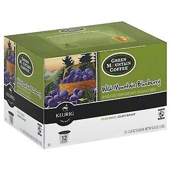 Verde munte cafea Wild Mountain Blueberry Keurig K-cupe