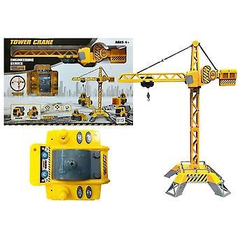 Rádiem řízený stavební jeřáb 60 cm - R/C