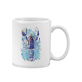 Lobster In Water Mug -SPIdeals Designs
