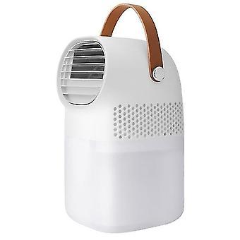 Haeger-desktop airconditioner negatieve ionen luchtkoeler ventilator luchtzuivering bevochtiging mini usb