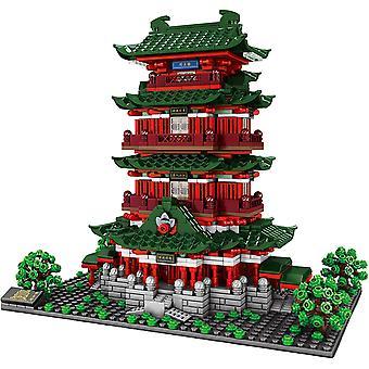 Tengwang paviljong bygningssett