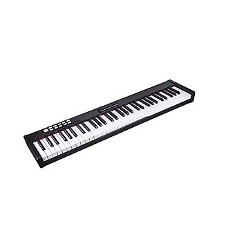 Multifunctional 88-key Electronic Piano Touch Keyboard With Bluetooth