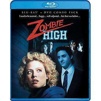 Zombie High [Blu-ray] USA import