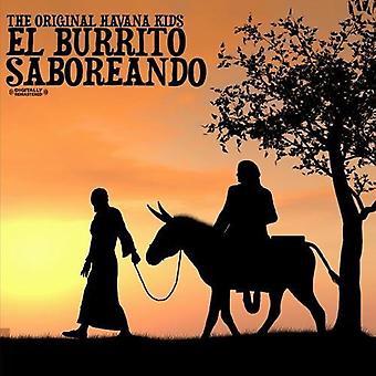 Oprindelige Havana Kids - El Burrito Sabanero [CD] USA importerer
