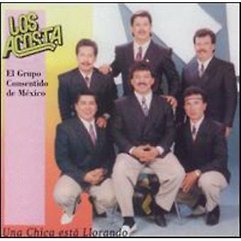 Los Acosta - Una Chica Esta innehåller [CD] USA import