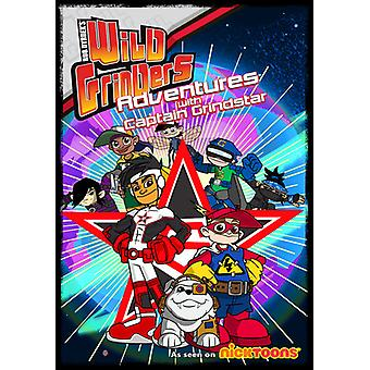 Wild Grinders: Adventures with Captain Grindstar [DVD] USA import