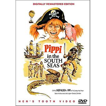 Pippi in the South Seas [DVD] USA import