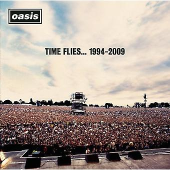 Oase - Time Files: 1994-2009 [CD] USA import