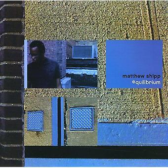 Matthew Shipp - Equilibrium [CD] USA import