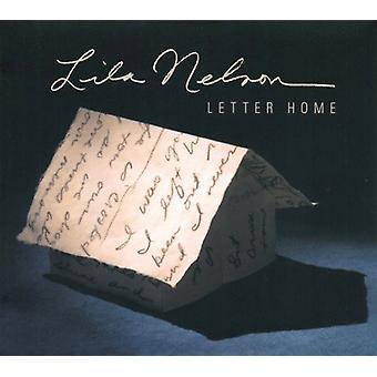 Lila Nelson - Brief nach Hause [CD] USA import