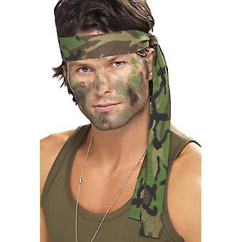 Armee-Stirnband, Camouflage