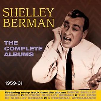 Shelley Berman - Berman Shelley-the Completealbums 195 [CD] USA import