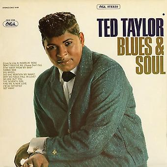 Ted Taylor - Blues & Soul [CD] USA import