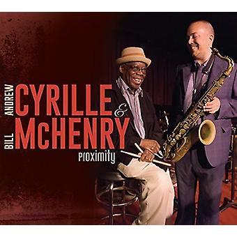 McHenry, Bill & Cyrillic, Andrew - Proximity [CD] USA import